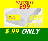 BRAND NEW ORTHOPEDIC QUILTED TOP MATTRESS WONT FIND ANYWHERE $99