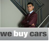 SELL US YOUR CAR TODAY AND GET OUT OF YOUR CURRENT AUTO LOAN.