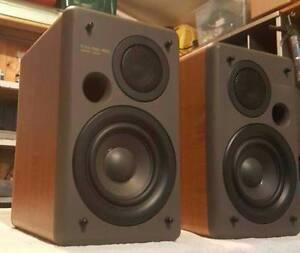 JVC 3 WAY 4 OHM MUSIC/ SURROUND SOUND SPEAKERS/JAPAN Dandenong North Greater Dandenong Preview