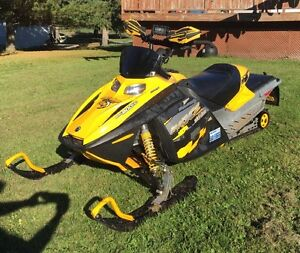 """Rev renegade 800 sell or trade for skidoo 800 121"""""""
