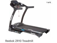 Reebok ZR10 folding treadmill