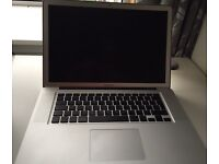 MacBook Pro 15-inch (mid 2010), 2.8 Ghz Core i7, 8GB RAM, 1TB HDD