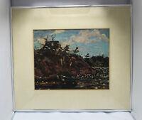 "Tom Thomson Print ""The Lily Pond""  Ntl. Gallery of Canada Ottawa"