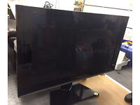 "50"" Panasonic TV (including stand)"