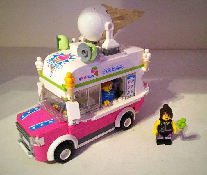 Lego Ice Cream Van