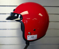 $69 NEW Open Face Helmets for Scooter, ATV and Snowmobile