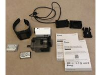 Sony Action Camera (FDR-x3000 HD)