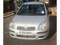 Toyota Yaris 1.0 T2 Silver 2005 3 Door hatchback £ 1095 ono