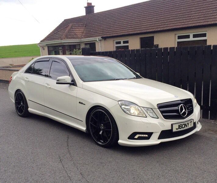 2012 mercedes e 350 cdi amg sport e63 in belfast city centre belfast gumtree. Black Bedroom Furniture Sets. Home Design Ideas