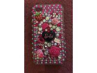 Barbie Jewell iPhone 4 case