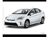 PCO HIRE OR RENT TAXI UBER READY TOYOTA PRIUS £150 UBER READY!