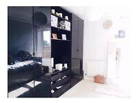 IKEA Pax Wardrobe System, Black Brown