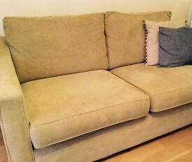 GREEN SOFA AND ARMCHAIRS FOR SALE
