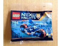 Brand new Lego NEXO Knighton Rider