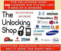 UNLOCK ANY CELLULAR PHONE MAKE & MODEL EVEN IPHONES