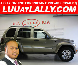 2007 JEEP LIBERTY ONLY $54/WEEK** NO CREDIT NEEDED
