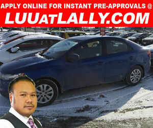 2013 KIA FORTE ONLY $94 A WEEK EVEN WITH BANKRUPTCY