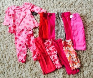 Like new, lot of 12-18mo girls clothes