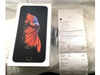 iPhone 6s Plus 128GB As New Sale or Swap for iPhone 7