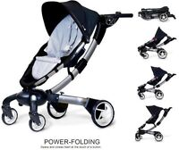 4 moms automatic stroller