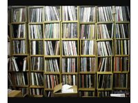 "Record collections wanted 7"" 12"" Lps"