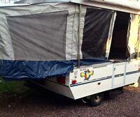 Dutchman Tent Trailer