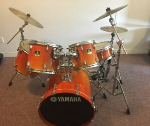 Yamaha  Stage Custom Advantage 5-Piece Drum  Set