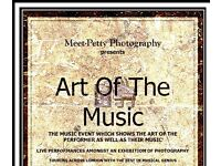 Musicians and Bands wanted - Art Of The Music