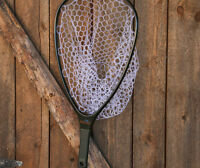 Lost Fishpond Nomad Release Net Reward if returned! $$