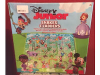Disney board game - snakes and ladders