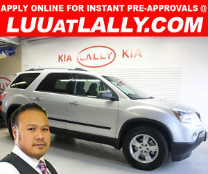 2011 GMC ACADIA ONLY $91/WEEK ** BAD CREDIT WELCOMED