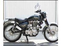 ROYAL ENFIELD WOODSMAN 500cc