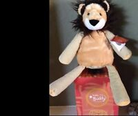 Retired Scentsy Buddy Roarbert the Lion- no scent pak