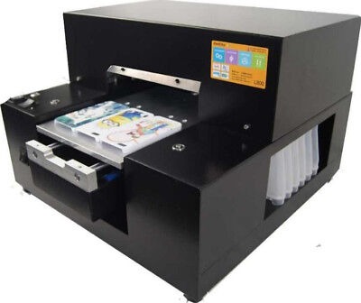 Ce A4- Printer Smallest Flatbed Printer For Phone Cover Phone Case Printing