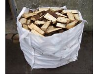 Local grown and seasoned fire wood