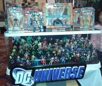 DC Universe , superman, batman