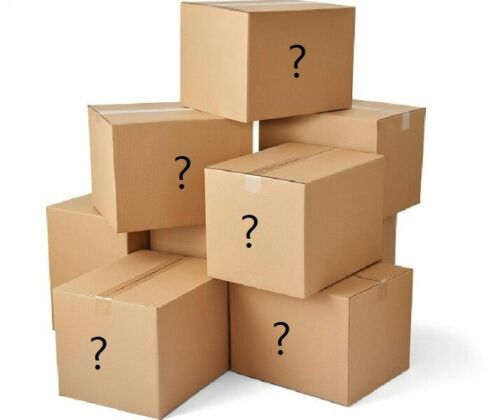 Amazon Returns General Merchandise Lot Box - Choose Size - S M L + More