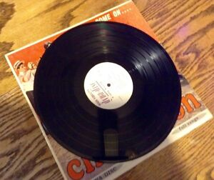 VINTAGE. 33 RPM VINYL. COME ON......LET'S CHARLESTON Gatineau Ottawa / Gatineau Area image 3