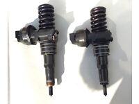 Bosch diesel injectors. Fit VW. Audi. Seat. Ford