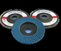 FLAP DISC FOR ANGLE GRINDERS SALE ON 4-1/2 & 5 INCH SIZES