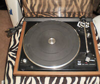 VINTAGE DUAL CS 502-1 TURNTABLE