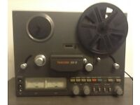 Teac tascam tape recorder