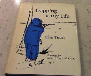 Trapping is my Life, John Tetso, 1970 Kitchener / Waterloo Kitchener Area image 1