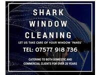 Shark Window Cleaning - City Centre, Glasgow, East Ren, Sth Lanarkshire