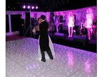 Starlight Dance Floor LED - Hire From £195 - Spend 300 and choose free item