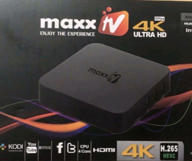 MAXX TV 4K BEST QUALITY with 18 MONTHS SUBSCRIPTION Diwali specia