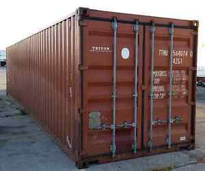 Shipping Containers For Storage SEA CANS FOR SALE Kitchener / Waterloo Kitchener Area image 2