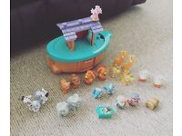 SOLD - Fisher Price Little People Noah's Ark