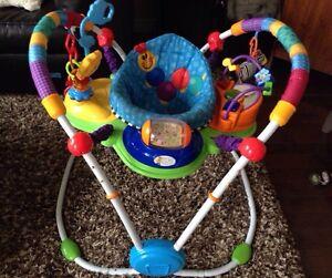 Baby Einstein Activity Jumper Cambridge Kitchener Area image 1