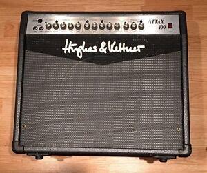 Hughes & Kettner Attax 100 Amp